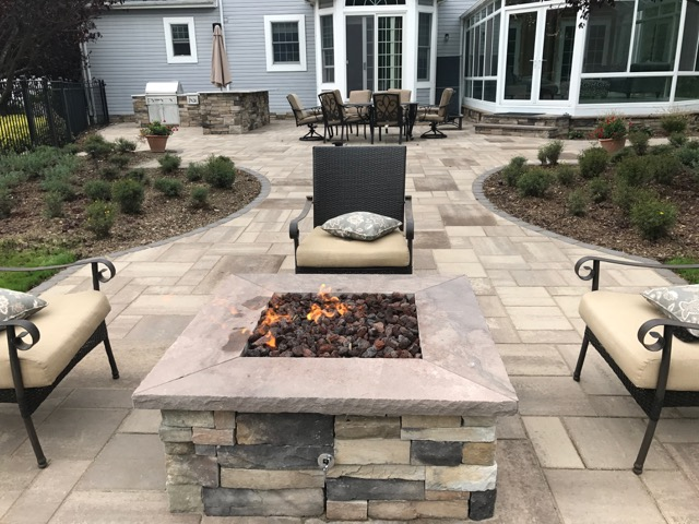 Outdoor Fire Bowls